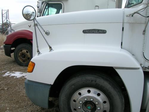 FREIGHTLINER FLD112 Fender Extension
