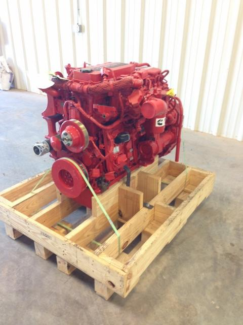 CUMMINS ISB-CR-6.7 EPA 13 (REAR GEAR) Engine Assembly