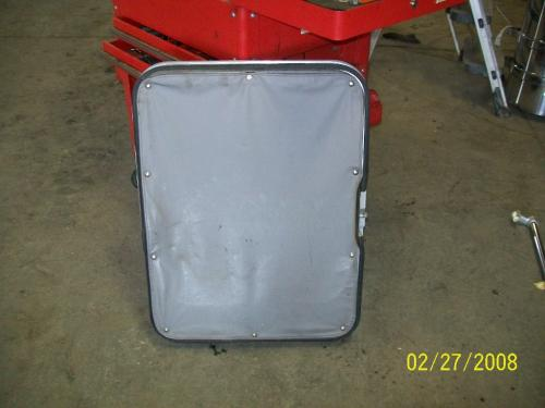 KENWORTH W900 Door Assembly, Rear or Back