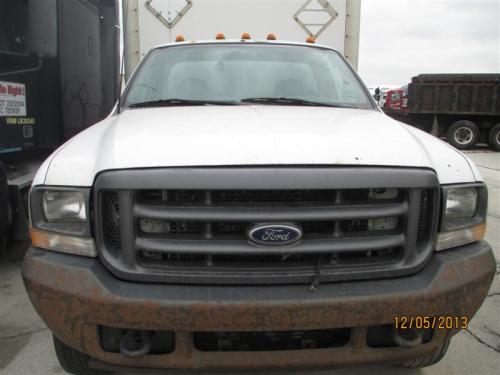 FORD F550SD (SUPER DUTY) Sun Visor (External)