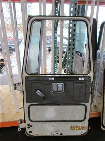WHITE/GMC ACM Door Assembly, Front