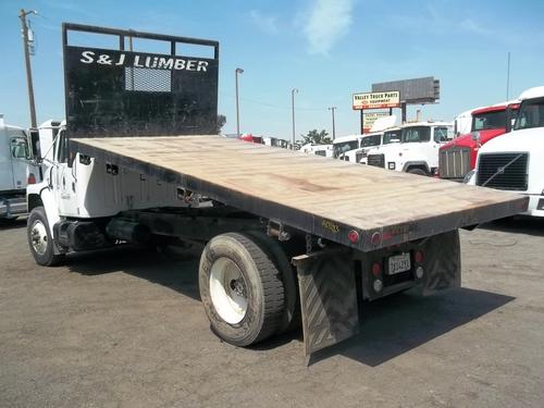 FLATBED ALTEC-CARLISLE Body / Bed