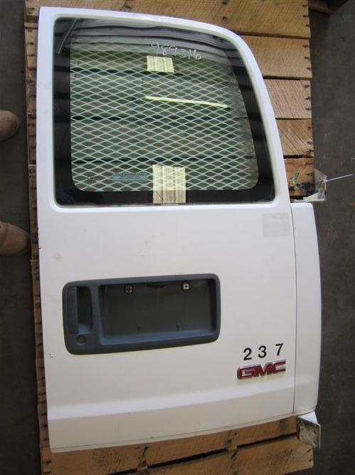 GMC SAVANA 3500 Door Assembly, Rear or Back