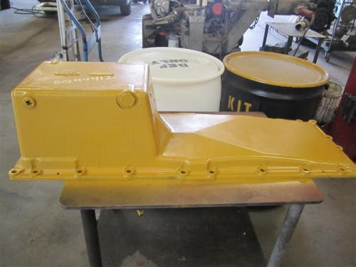 CAT 3406E 14.6 Oil Pan