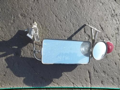 FREIGHTLINER FLT Mirror (Side View)
