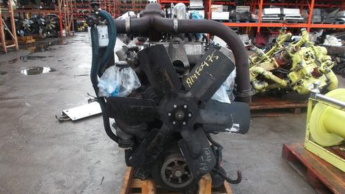DETROIT 8V92T Engine Assembly
