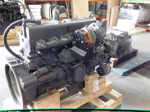 SISU 84WI Engine Assembly