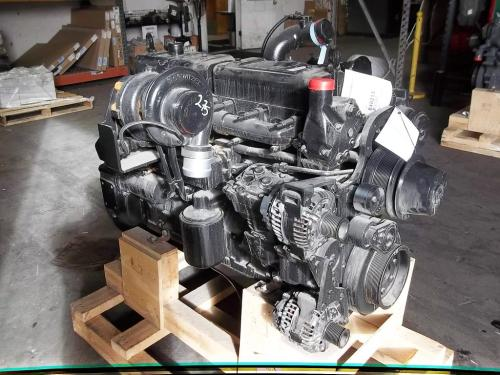 SISU 84AWI Engine Assembly