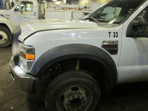 FORD F450SD (SUPER DUTY) Fender