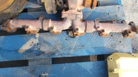 CAT 3126E Exhaust Manifold