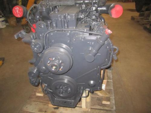 PACCAR PX-8 (ISC 8.3) Engine Assembly