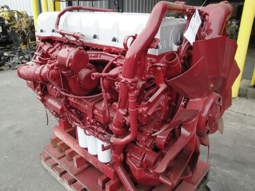 MACK MP8 EPA 13 (D13) Engine Assembly