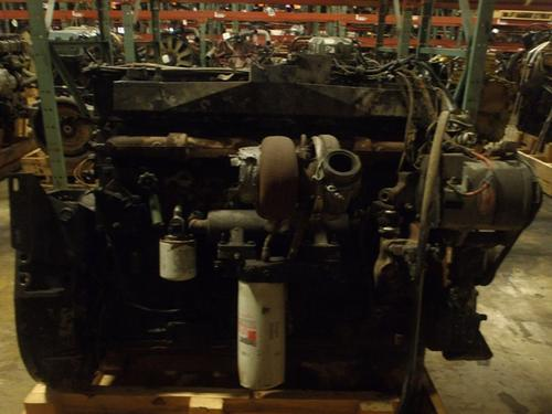 CUMMINS L10 STC BLACK TOP Engine Assembly