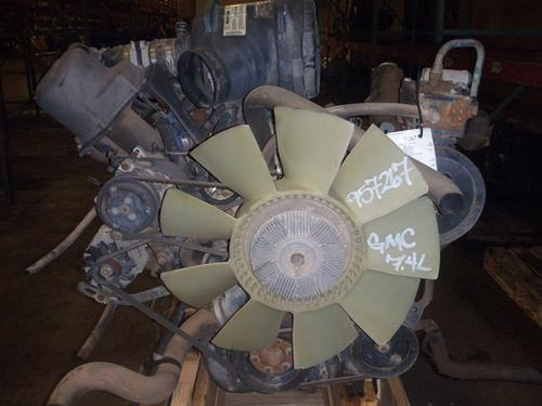 GM 7.4L V8 GAS Engine Assembly
