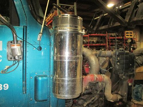 INTERNATIONAL 5900I Air Cleaner