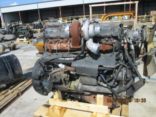 MACK E7 ETEC RH ECM Engine Assembly
