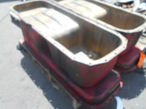 CUMMINS ISX NON EGR Oil Pan