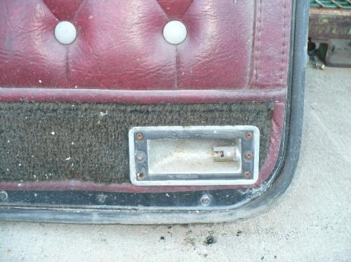 KENWORTH UNIDENTIFIABLE Door Assembly, Front