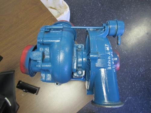 INTERNATIONAL T444E Turbocharger / Supercharger