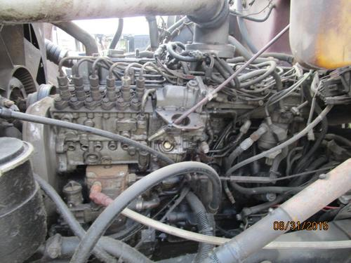 CUMMINS 6CTA-8.3 AFTERCOOLED Engine Assembly