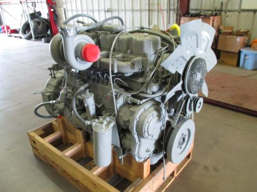 MACK 675 Engine Assembly