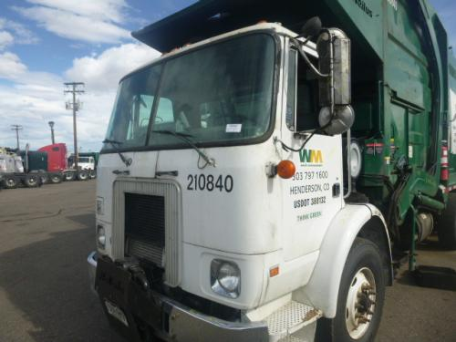 VOLVO WX XPEDITOR Cab