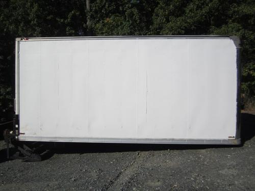 BOX VAN ADVANCE Body / Bed