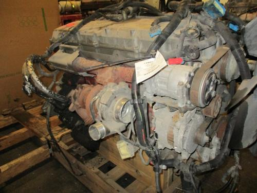 ISUZU 6HK1TC 7.8L DMAX Engine Assembly