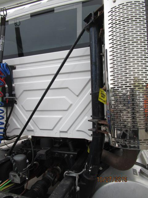 INTERNATIONAL PROSTAR Exhaust Pipe