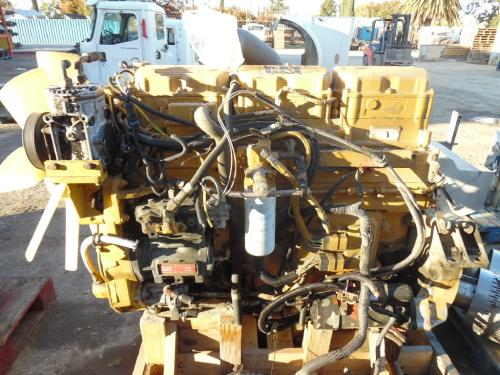 CAT C12 (40 PIN) 1YN 9NS Engine Assembly
