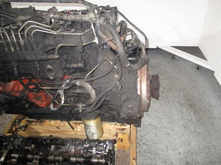 ISUZU 6HK1X Engine Assembly