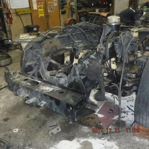 KENWORTH T700 Front End Assembly