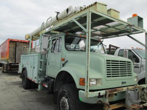 INTERNATIONAL 4800 Cab