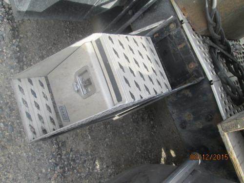 KENWORTH T600 Tool Box