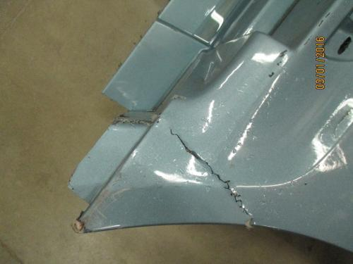 INTERNATIONAL PROSTAR Side Fairing