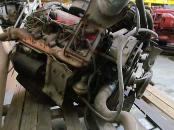 GM 6.2 Engine Assembly