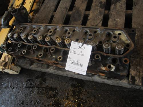 International DT 360 Cylinder Head
