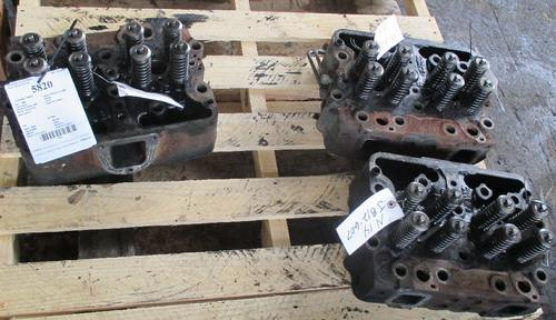 Cummins N14 celect Cylinder Head