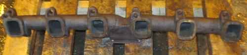 CAT 3116 Exhaust Manifold
