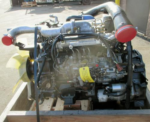 Nissan FD46TA-U1 Engine Assembly