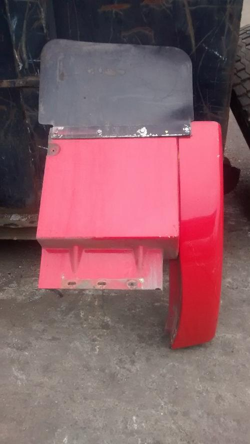 VOLVO WCA AREO SERIES Fender Extension