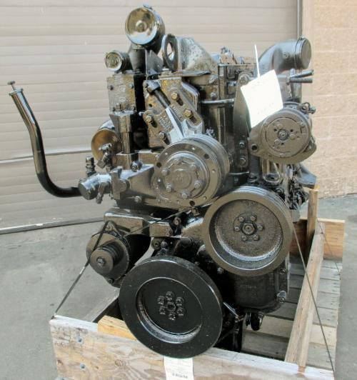 Cummins N14 Engine Assembly