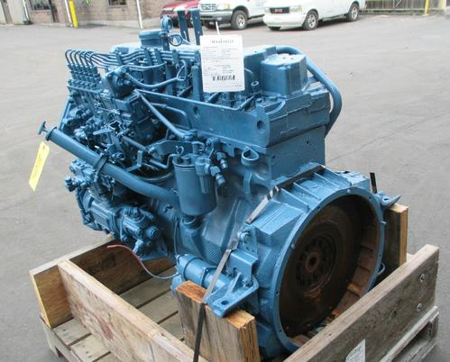 International DT466P Engine Assembly
