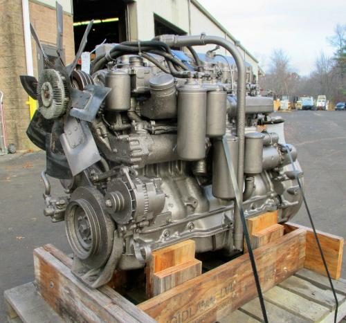 Mack E7-350 Engine Assembly