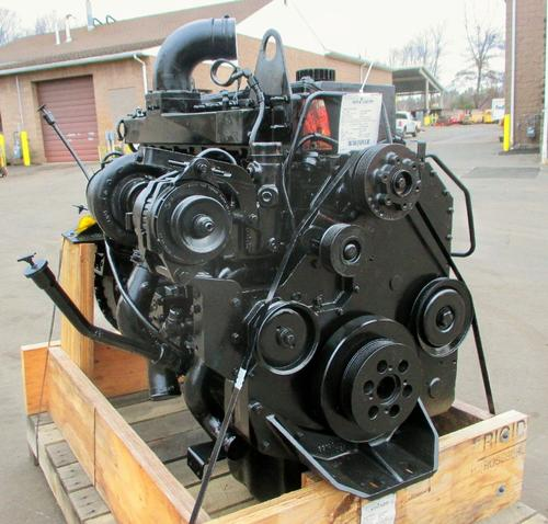 Cummins M11 celect+ Engine Assembly