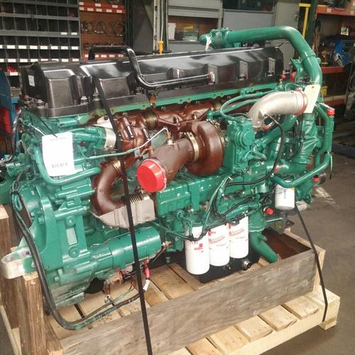 Volvo D13-405 Engine Assembly