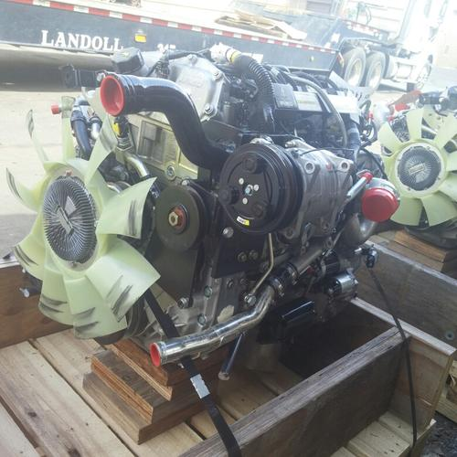 Mitsubishi 4P10 (T5) Engine Assembly