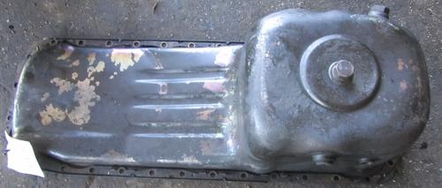 Cummins ISM Oil Pan