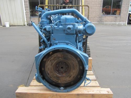 International DT 360 Engine Assembly