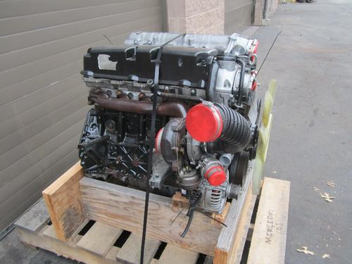 Mercedes MB OM 612 LA Engine Assembly